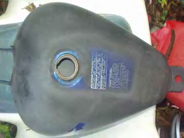 1987 Honda Rebel 450 Gas Tank 250 Rebel Tank 1987 Honda 250